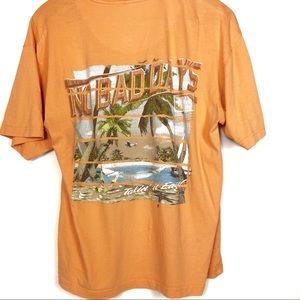 No Bad Days Graphic Beach T Shirt